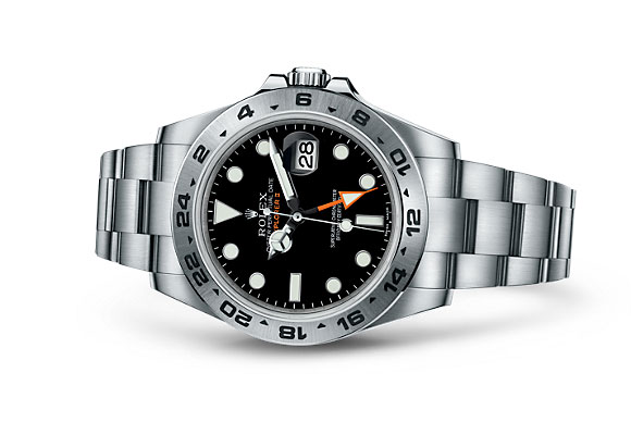 The Spirit of Adventure: Rolex Explorer II